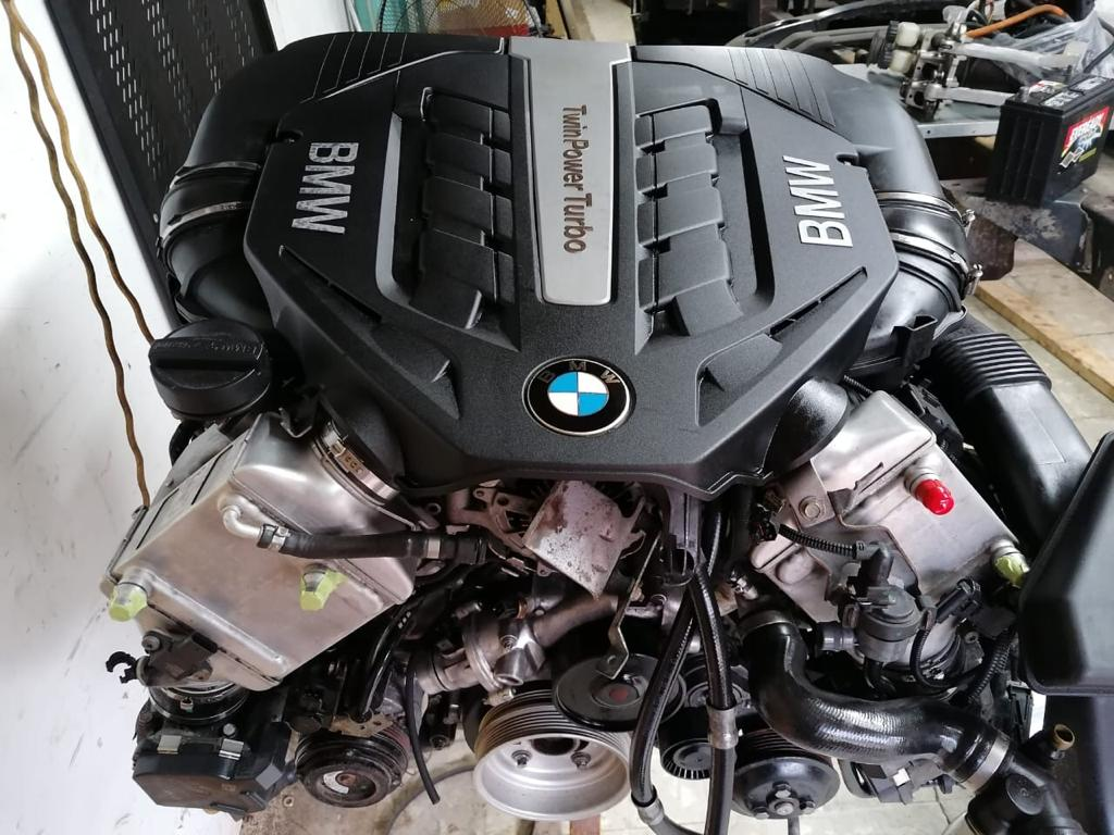 Motor 4.4 PIN Turbo BMW N63T X5,X6, Serie 6,5,7